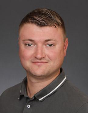 Kevin Ruhrmann vom IT Service Köln