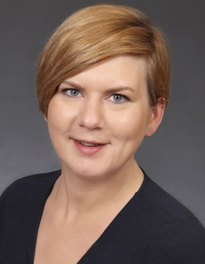 Marie Nehm vom IT Service Köln