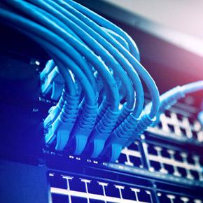IT Profis kümmern sich um Ihr Netzwerk