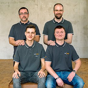 Das IT Service Köln Team