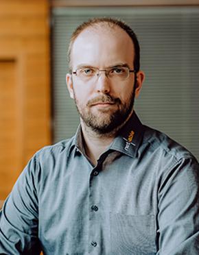 Christopher Fischer vom IT Service Köln