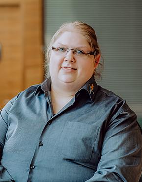 Kerstin Rosskamp vom IT Service Köln